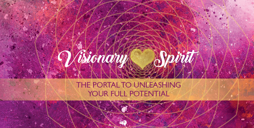 visionary spirit igniting song of self spiritual business entrepreneurship full potential true purpose mentoring coaching healing community vision power of the heart path of heart support for creatives luminous beings